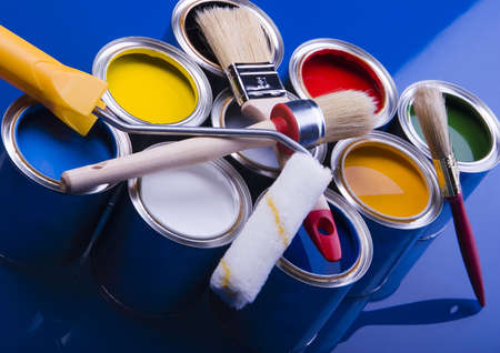 flat brush: Color