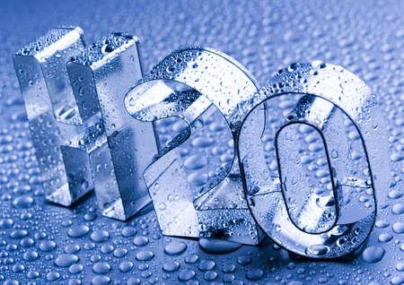 H2O photo