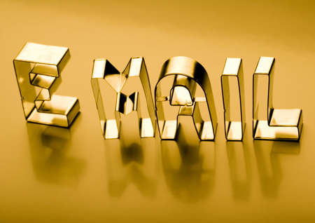 E-mail Stock Photo - 952659