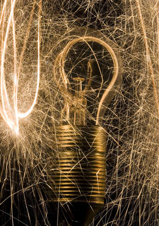 Power of energy   Stock Photo - 2153024