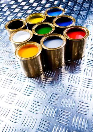 gold cans: Gioco di decorazione