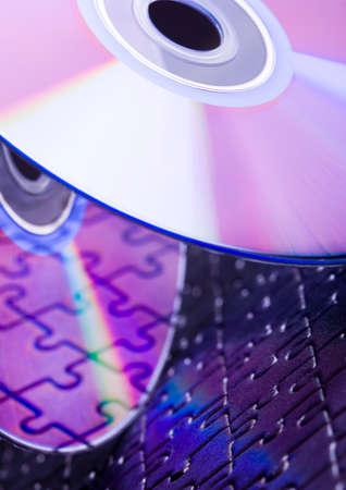cds: Cds on jigsaws