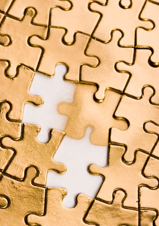 Jigsaw Stock Photo - 2151780