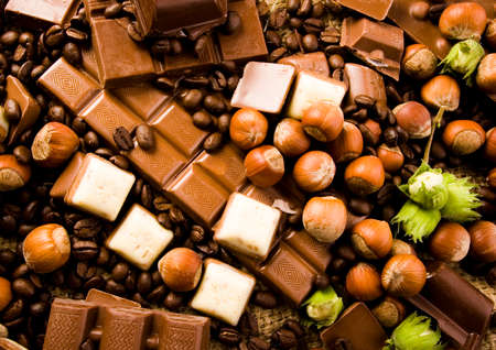 happieness: Sweets Stock Photo
