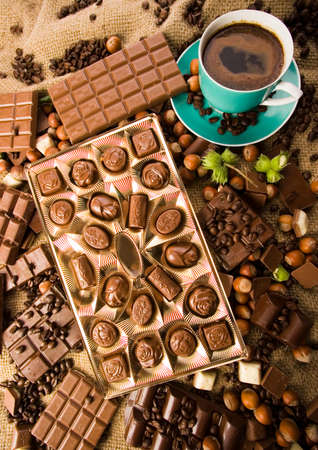 Chocolate Stock Photo - 2143505