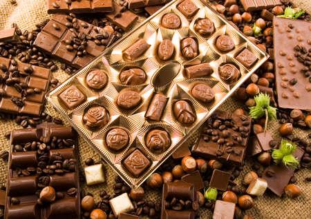 gratifying: Chocolate & Coffee