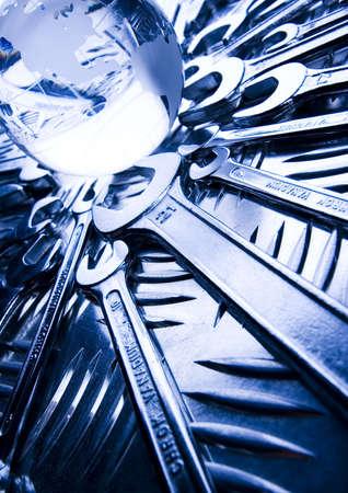 Tools around the world   photo