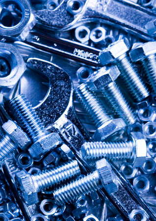 Bolts & Nuts Stock Photo - 2187439