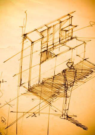 built structure: Plans