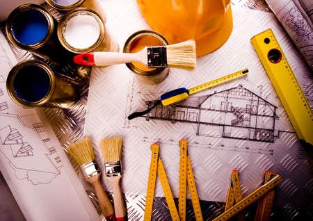 metre: Architecture plan