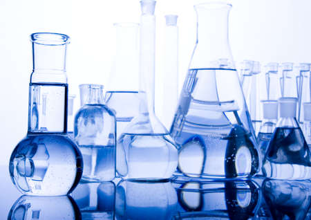 Laboratory glass  Stock Photo - 2383549