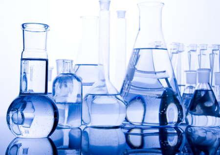 Laboratory glass Stock Photo - 2383549