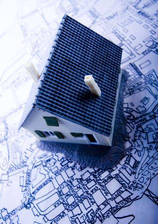 House plan Stock Photo - 2612163