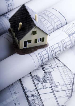 centimetre: Architectural plans