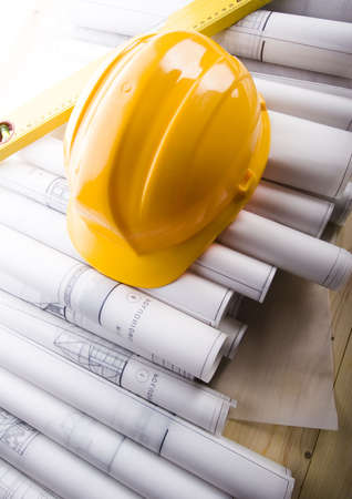 Architecture planning  Stock Photo - 2611938
