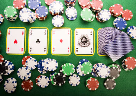 A pack of cards  Stock Photo - 2612319