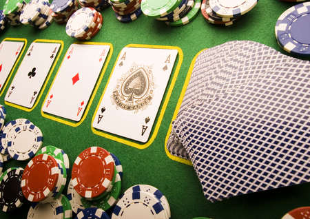 Casino Stock Photo - 2612282