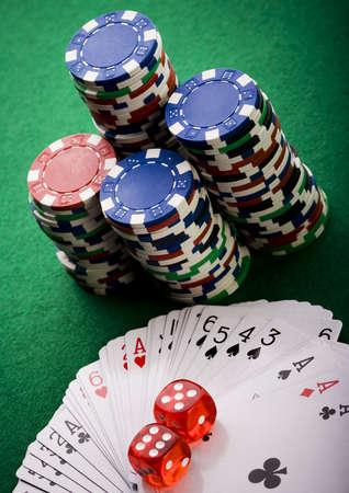 Poker Stock Photo - 2612113