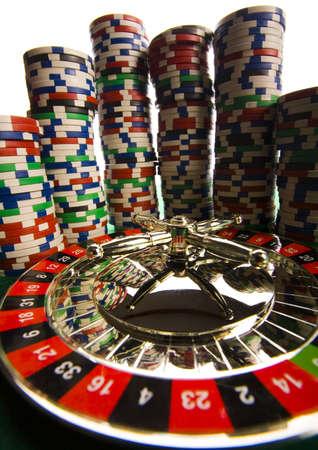 lasvegas: Casino - Roulette & Chips