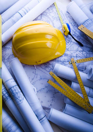 Blueprint Stock Photo - 2625109