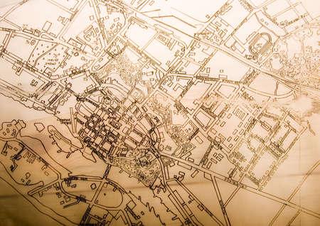 Architecture plan  Banque d'images - 2625391