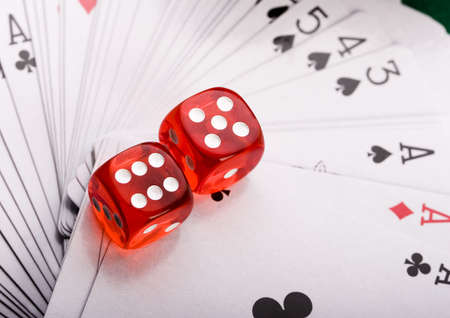 Poker Stock Photo - 2624556