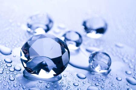 Diamond & Water