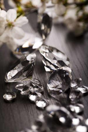 gem stones: Natural jewel - Diamond
