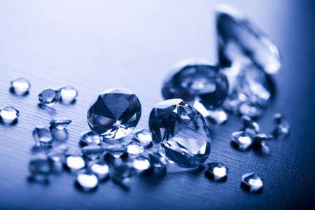 Diamenty - Kamienie - Zebrane