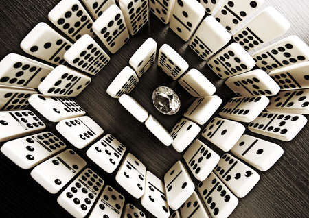 Labyrinth and Diamond photo