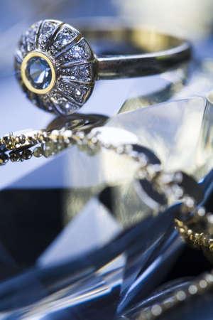 Ring - Gemstones - Jewels  photo