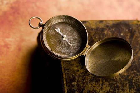 Compass photo