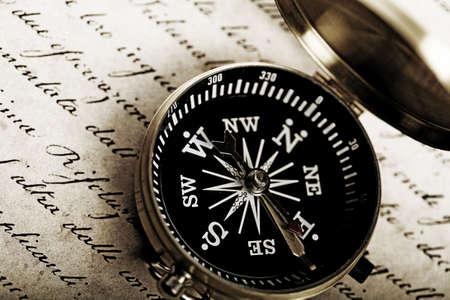 Compas & Text