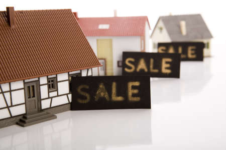 disownment: Sale Stock Photo