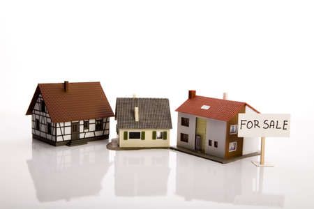 foreclose: Real estate    Stock Photo
