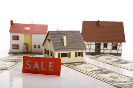 House for sale Stock Photo - 3273016