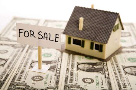 repossessing: House for sale