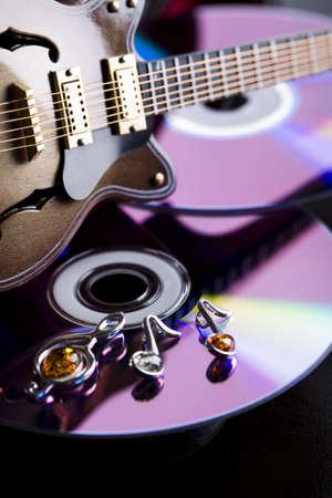 Guitar & CD