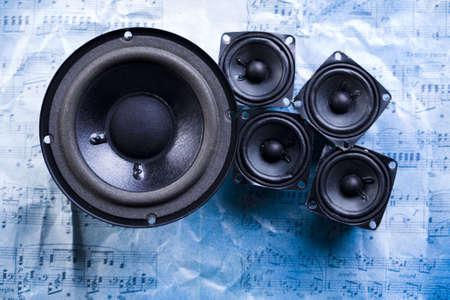 Loudspeakers  photo