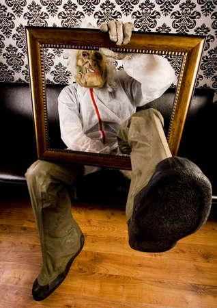 radium: Monster  Stock Photo