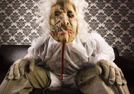 radium: Halloween Stock Photo