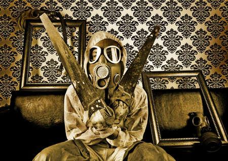 madman: Madman & Gas Mask