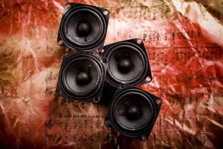 Music system     photo