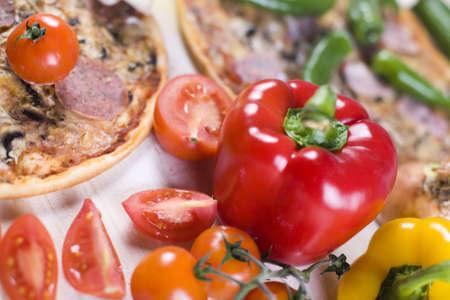 Tasty pizza Stock Photo - 4608734
