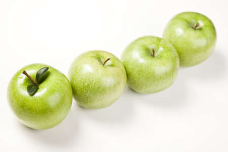 ingridients: Fresh green apple