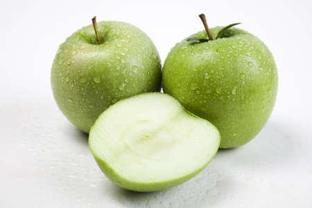 ingridients: Beautiful green apple