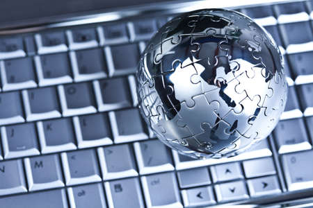 Globe & World Stock Photo - 5093573