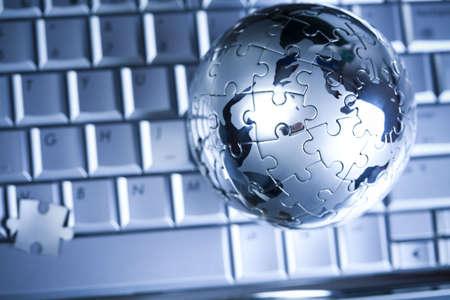 conception: Chrome planet conception