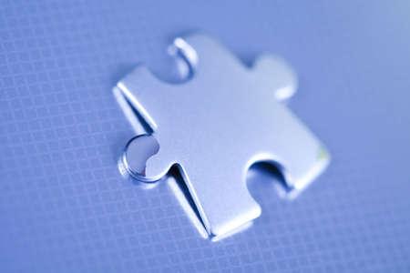 Puzzle texture  Stock Photo - 5096750
