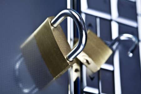 Security computer Stock Photo - 5094039